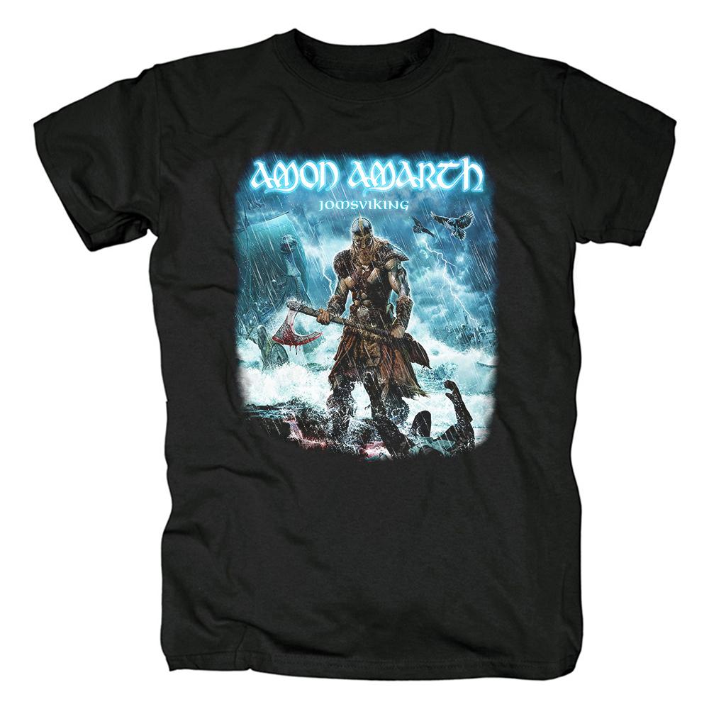 Merch T-Shirt Amon Amarth Jomsviking