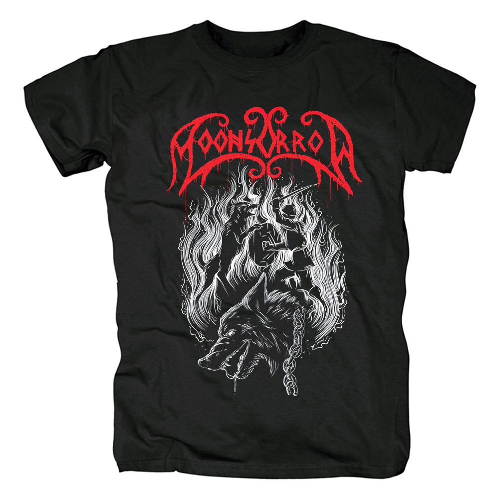 Collectibles T-Shirt Moonsorrow Wolf Fight