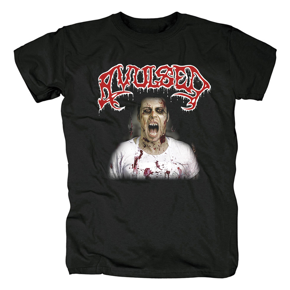 Merch T-Shirt Avulsed Yearning For The Grotesque