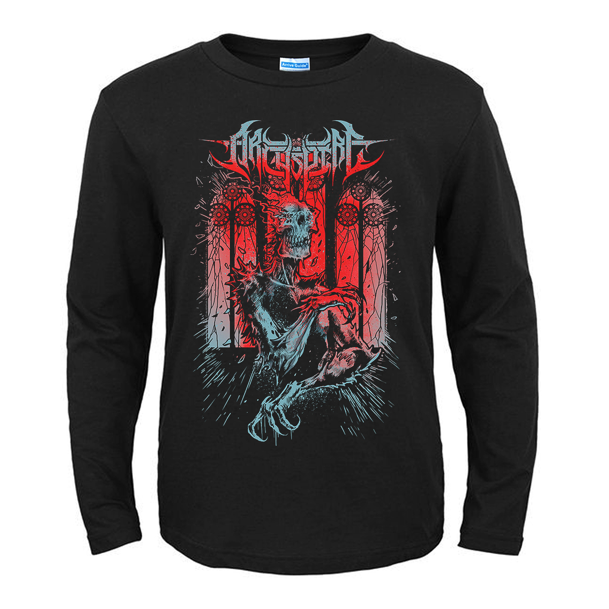 Collectibles T-Shirt Archspire Lucid Collective Black