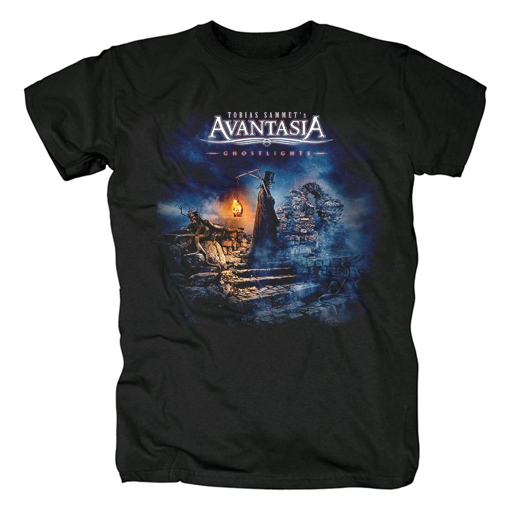 Collectibles T-Shirt Avantasia Ghostlights Black
