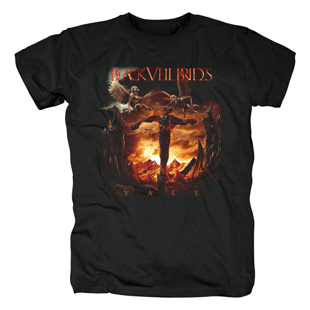 Collectibles T-Shirt Black Veil Brides Vale Black