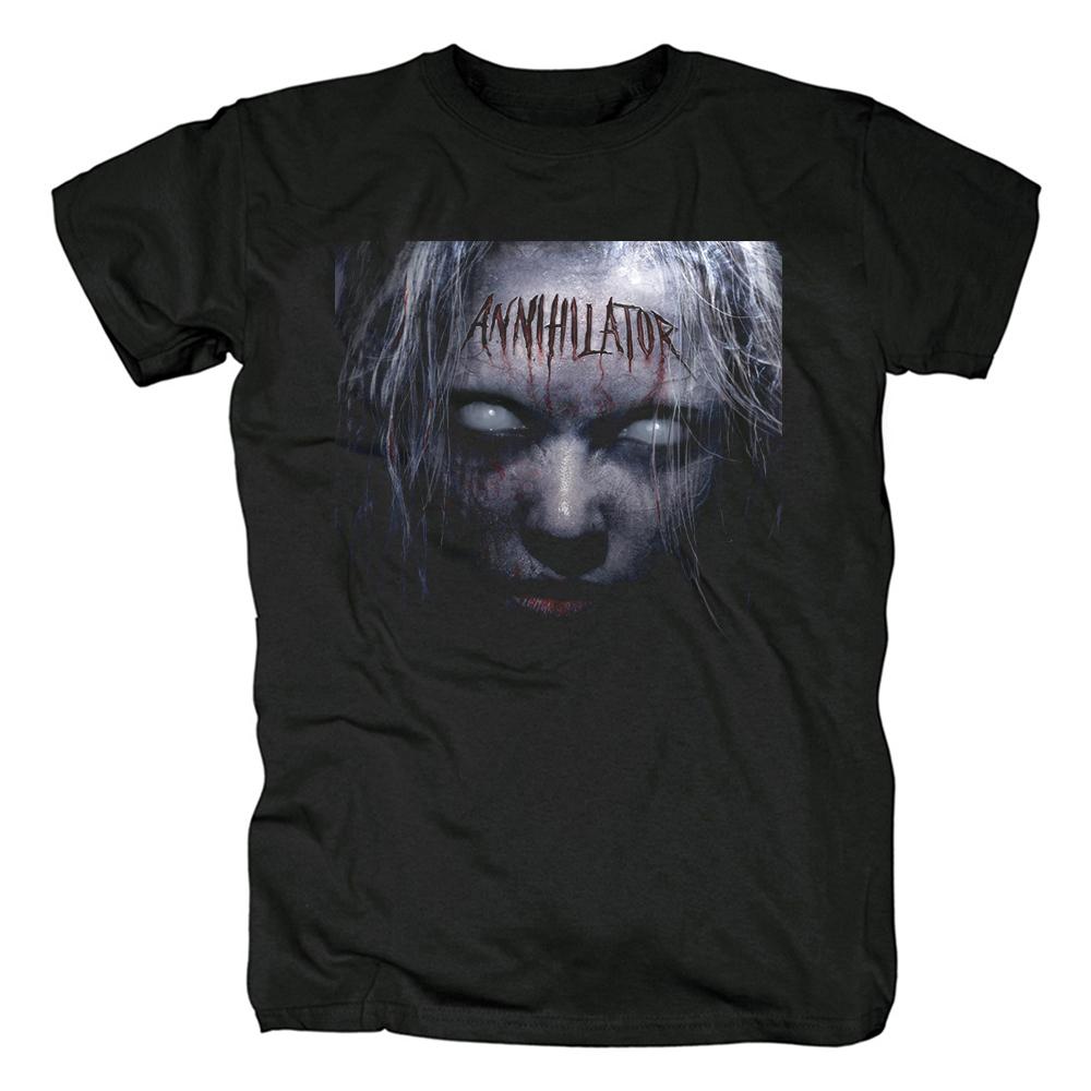 Merchandise T-Shirt Annihilator Album Cover