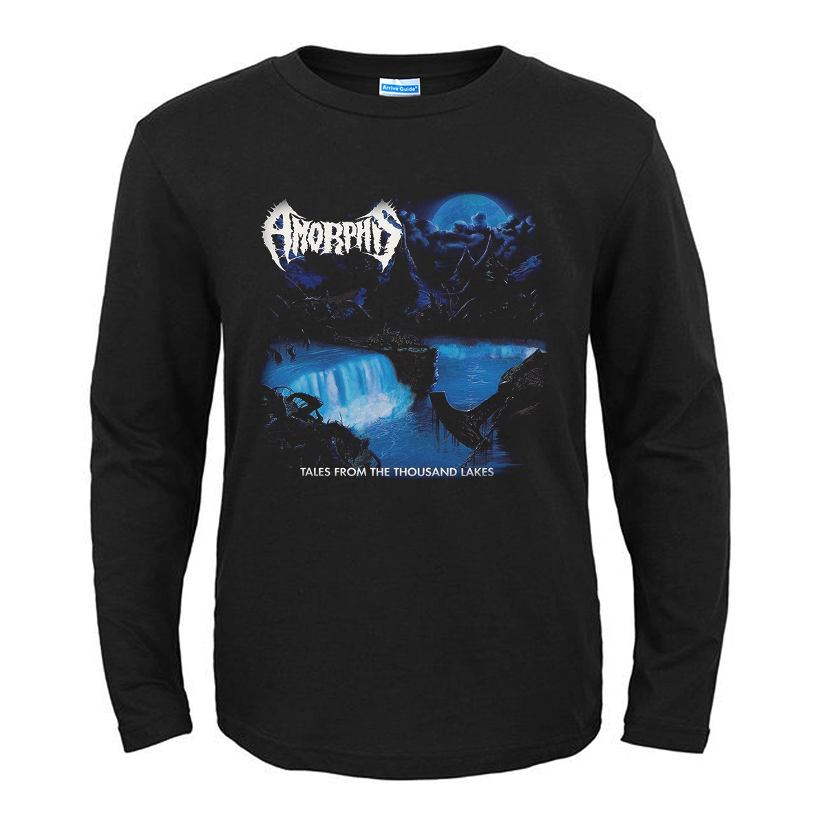 Merchandise T-Shirt Amorphis Tales From The Thousand Lakes