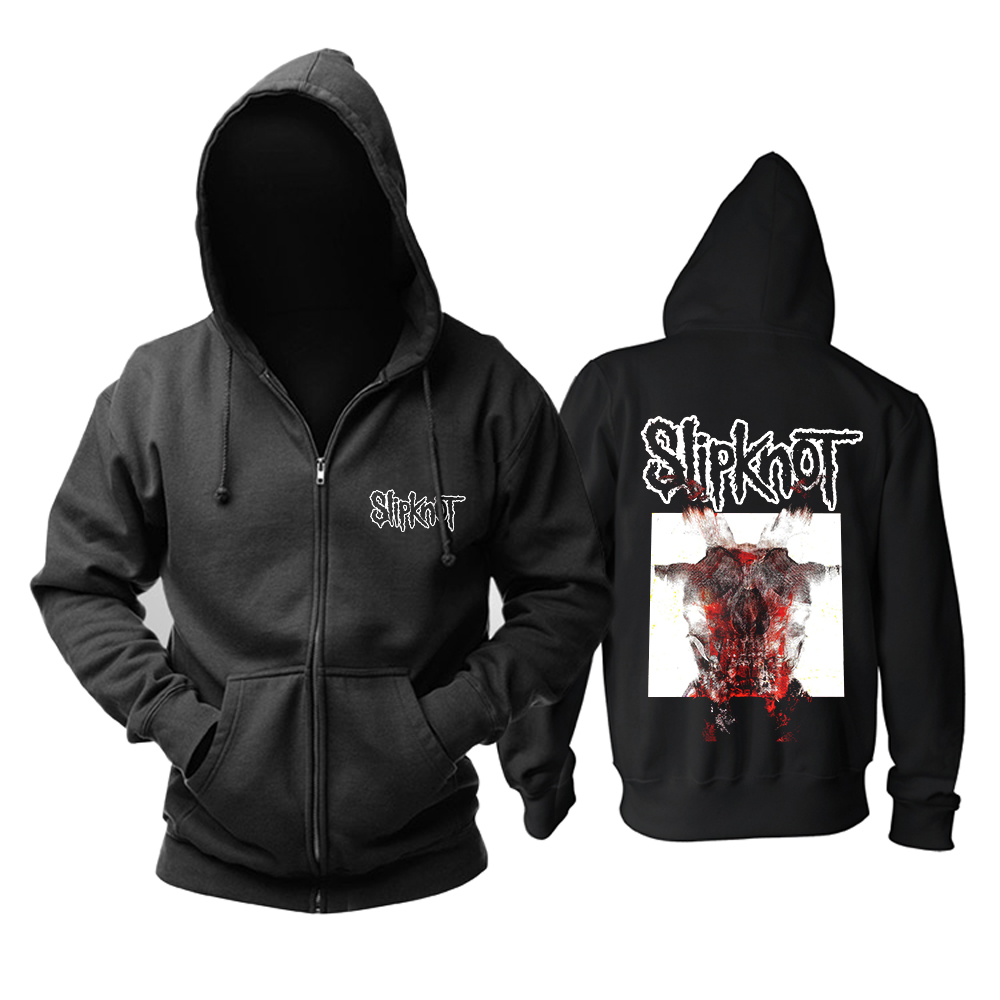 Collectibles Hoodie Slipknot All Out Life Pullover