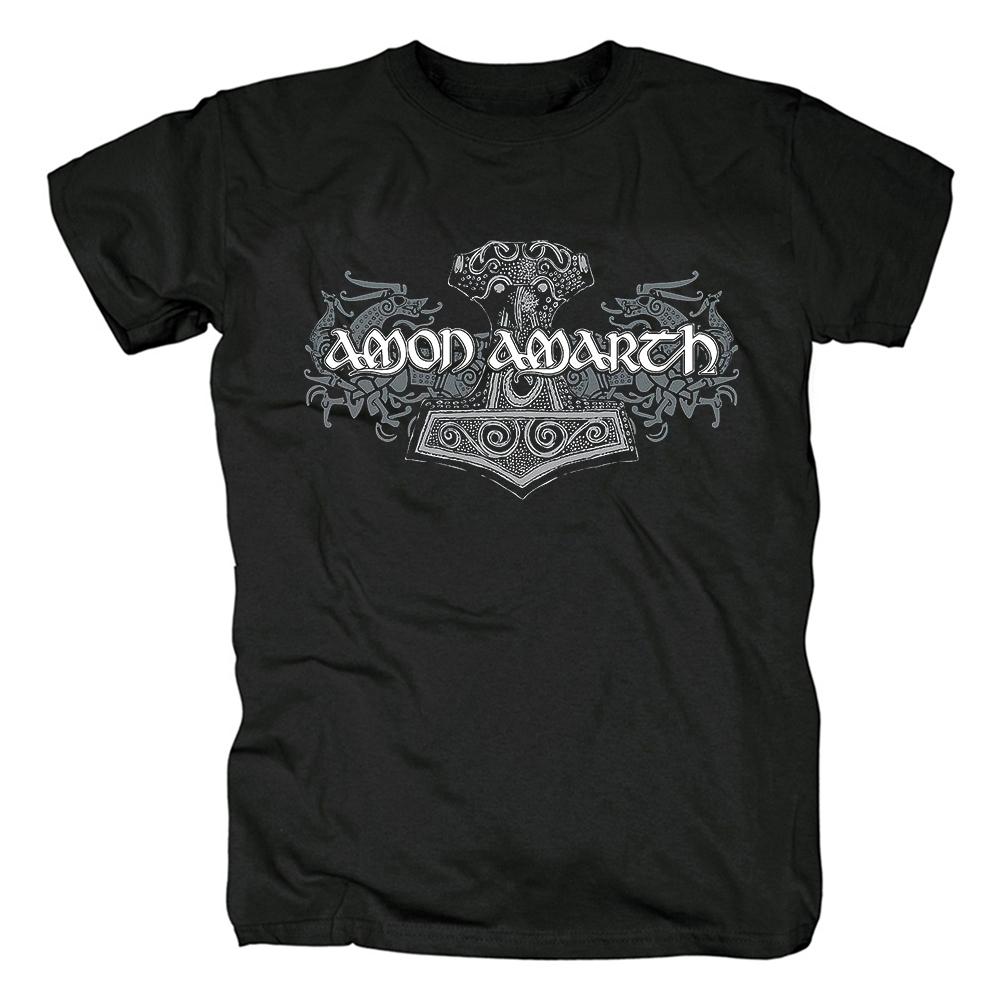 Merch T-Shirt Amon Amarth Logo