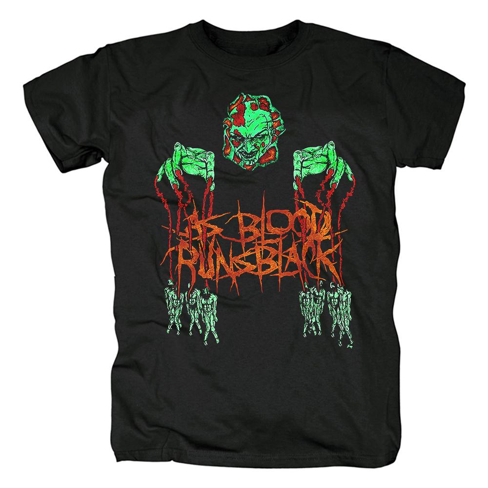 Collectibles T-Shirt As Blood Runs Black Puppeteer
