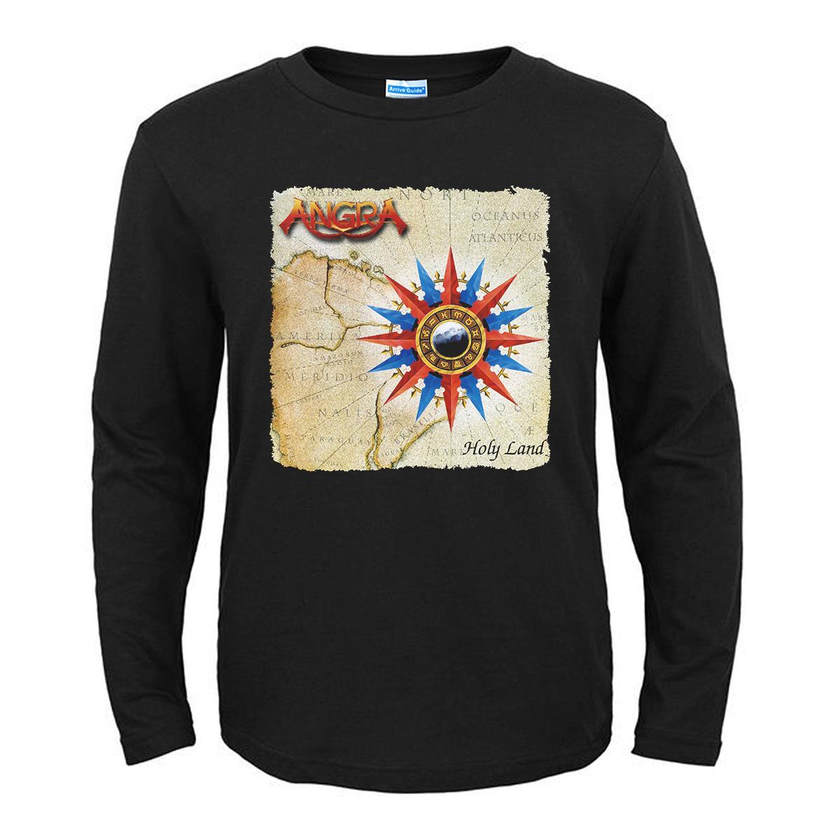 Collectibles T-Shirt Angra Holy Land