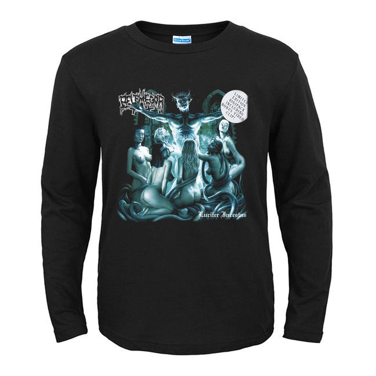 Merch T-Shirt Belphegor Lucifer Incestus