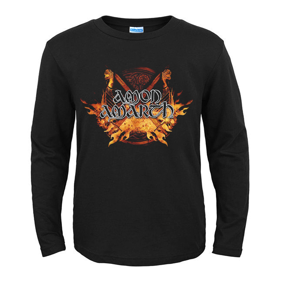 Merchandise T-Shirt Amon Amarth Once Sent From The Golden Hall