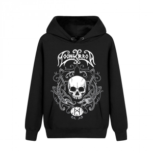 Collectibles Hoodie Moonsorrow Skull Rune Pullover