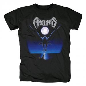 Merchandise T-Shirt Amorphis Black Winter Day