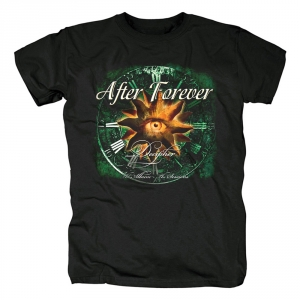 Merch T-Shirt After Forever Decipher