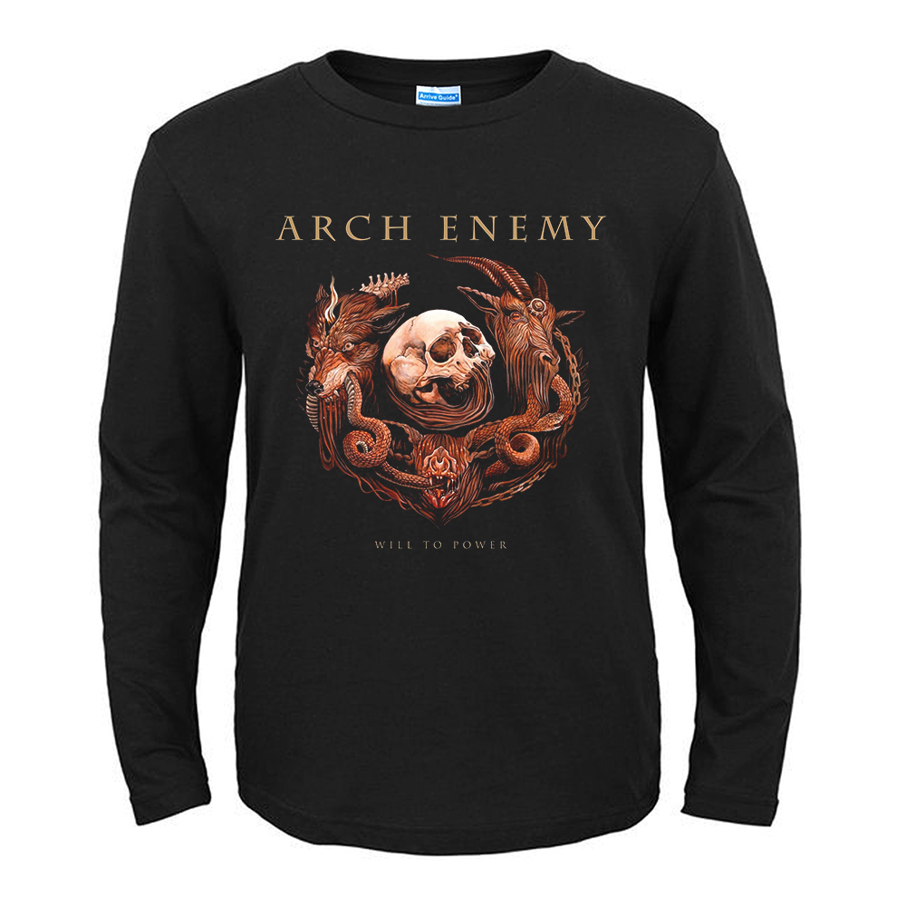 Merchandise T-Shirt Arch Enemy Will To Power