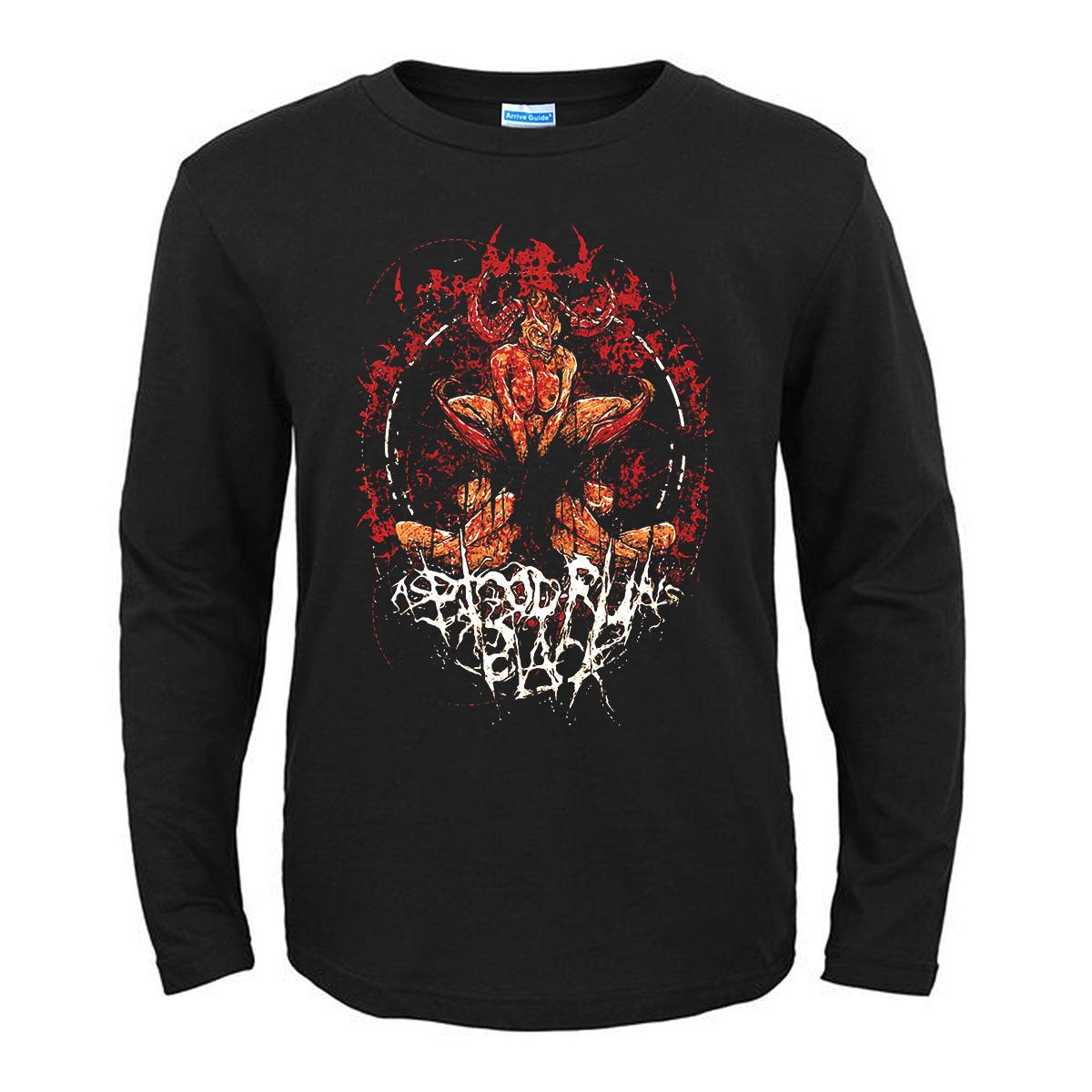 Collectibles T-Shirt As Blood Runs Black Demo