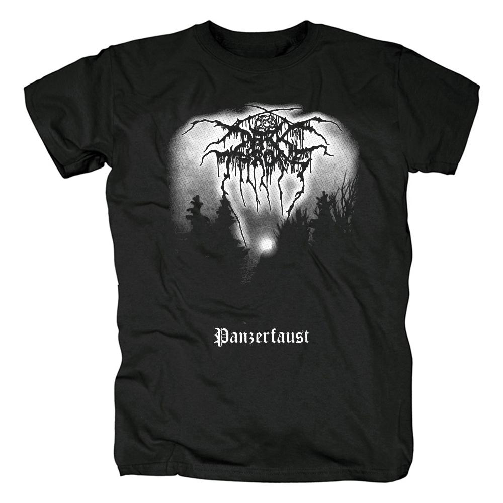 Merchandise T-Shirt Darkthrone Panzerfaust Black