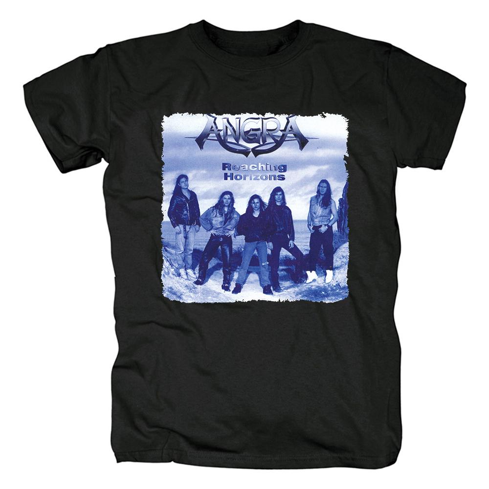 Merch T-Shirt Angra Reaching Horizons