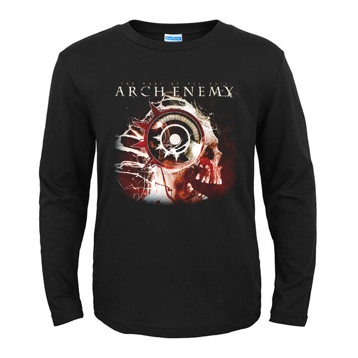 Merch T-Shirt Arch Enemy The Root Of All Evil
