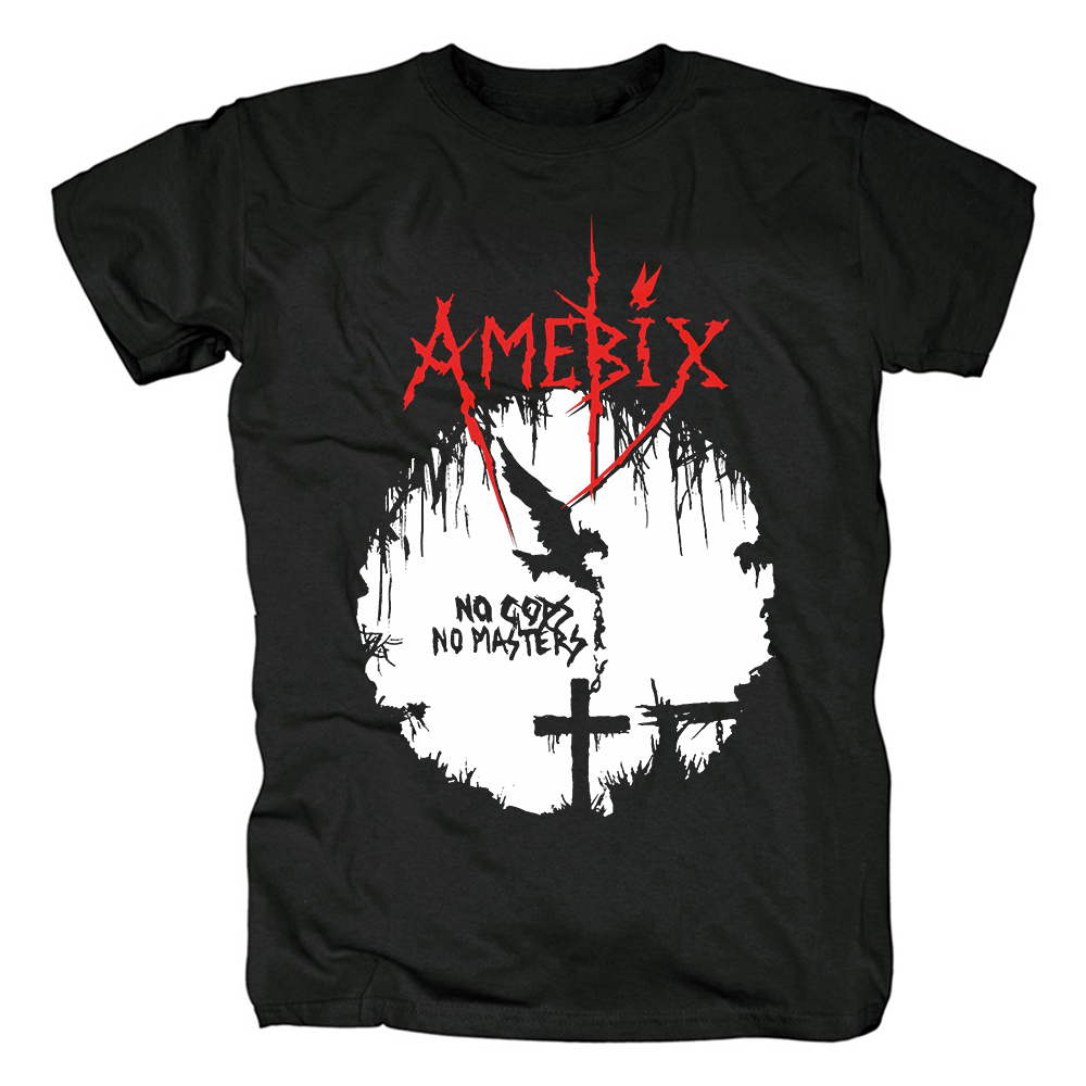 Collectibles T-Shirt Amebix No Gods No Masters