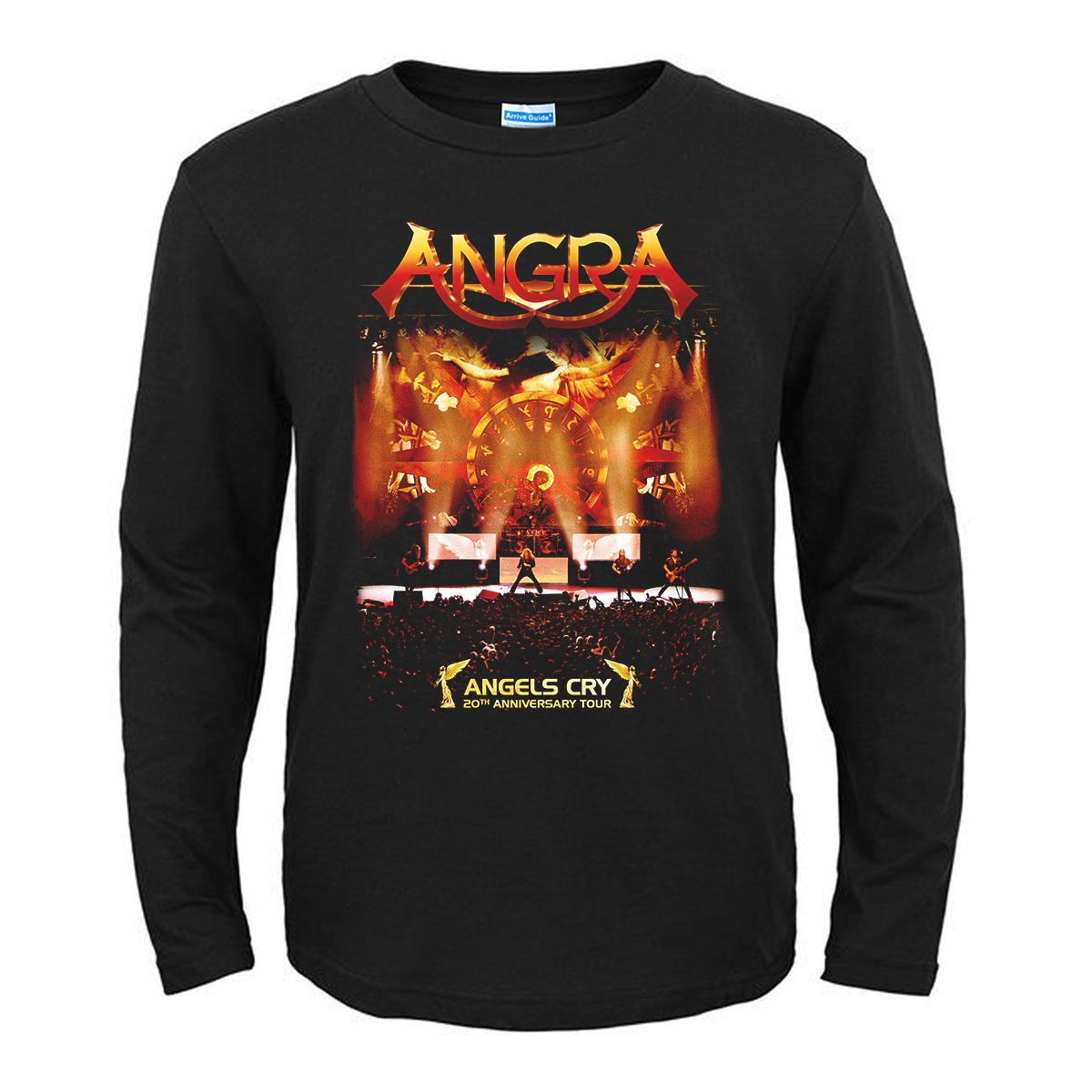 Merch T-Shirt Angra Angels Cry