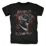 Merch T-Shirt Avenged Sevenfold Reaper