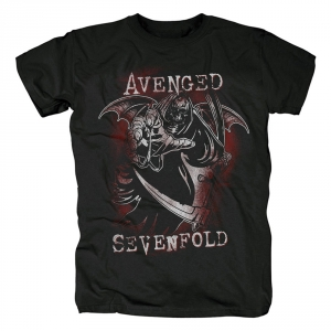 Merchandise T-Shirt Avenged Sevenfold Reaper