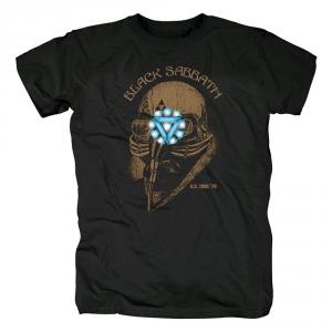 Merch T-Shirt Black Sabbath Iron Man'S Arc Reactor