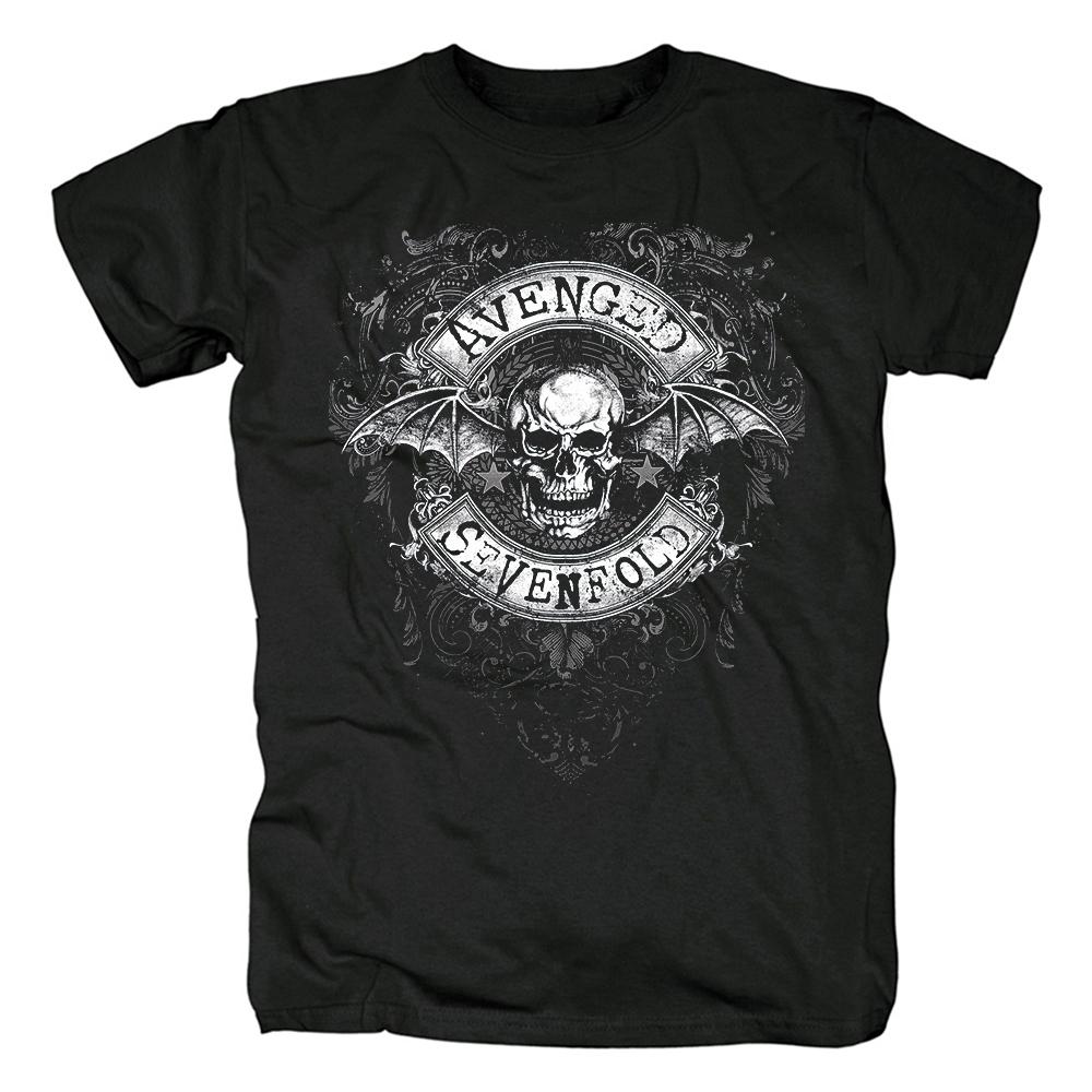 Merch T-Shirt Avenged Sevenfold The Best Of