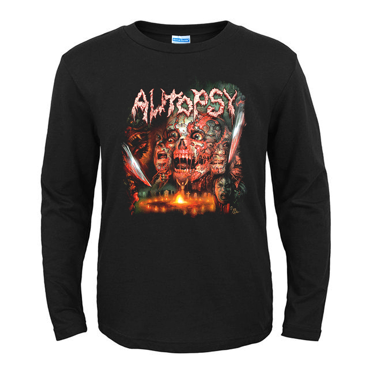 Merchandise T-Shirt Autopsy The Headless Ritual