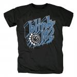 Merch T-Shirt Blink-182 Rock Band Logo