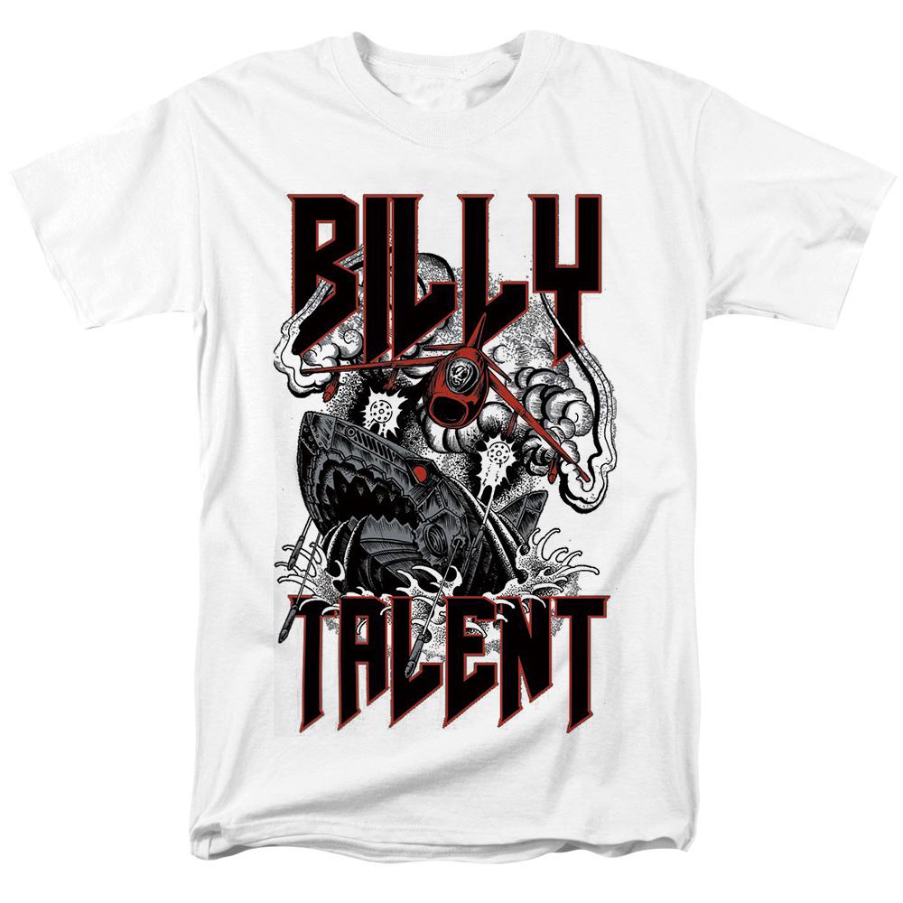 Collectibles T-Shirt Billy Talent Metal Shark