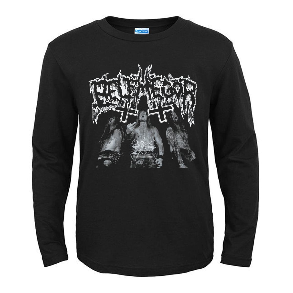 Merch T-Shirt Belphegor Metal Band Logo
