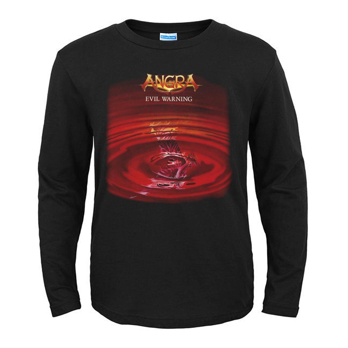 Collectibles T-Shirt Angra Evil Warning