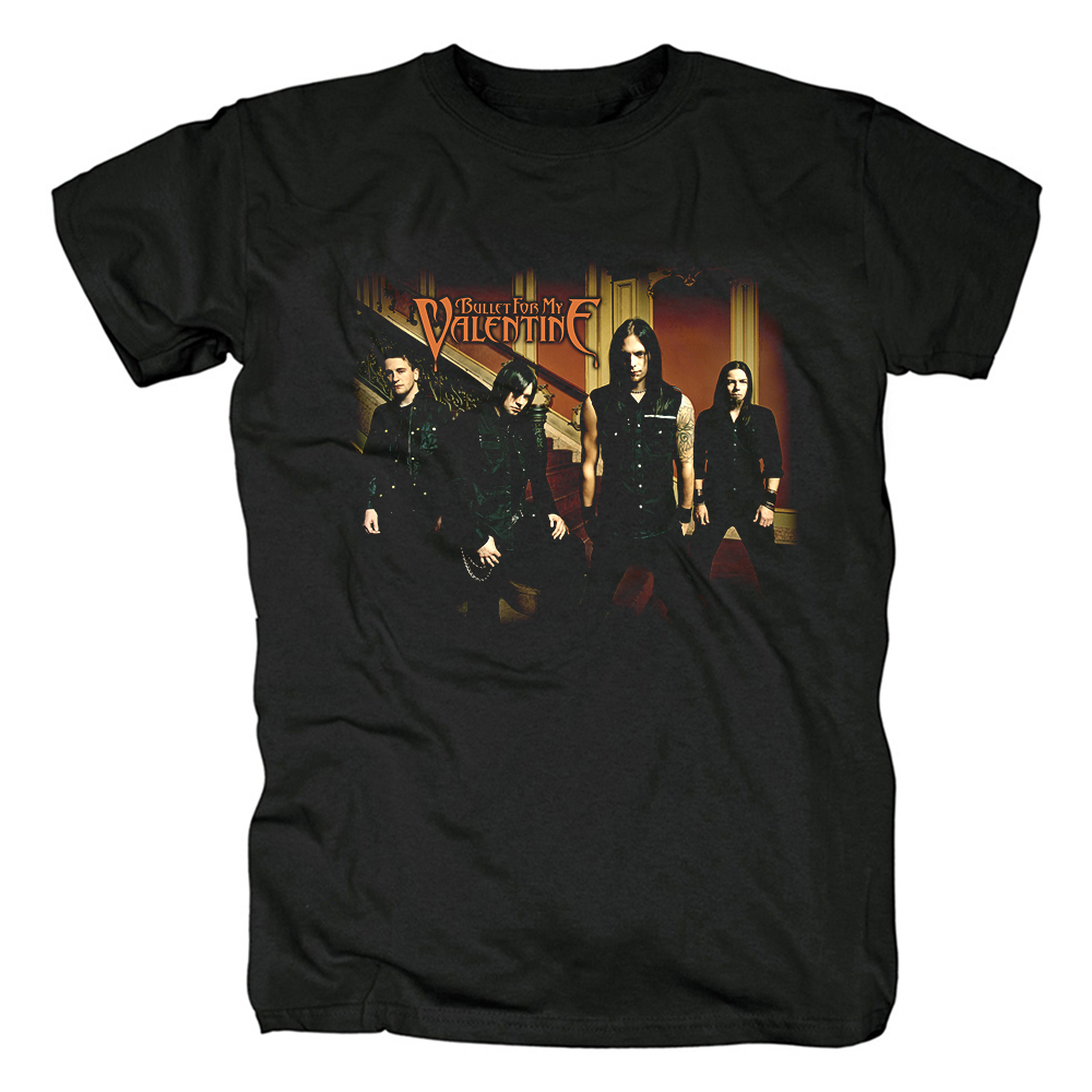 Merchandise T-Shirt Bullet For My Valentine Rock Band