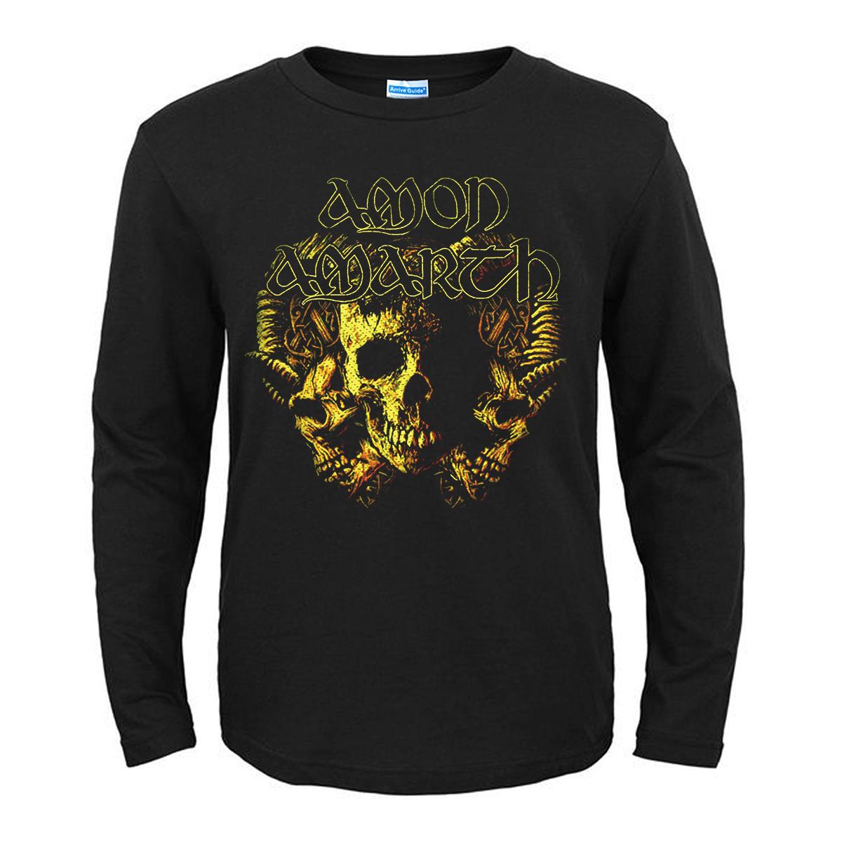 Merch T-Shirt Amon Amarth The Avenger Black