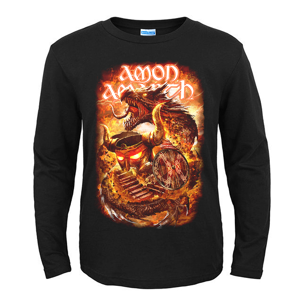 Merchandise T-Shirt Amon Amarth Jormungandr