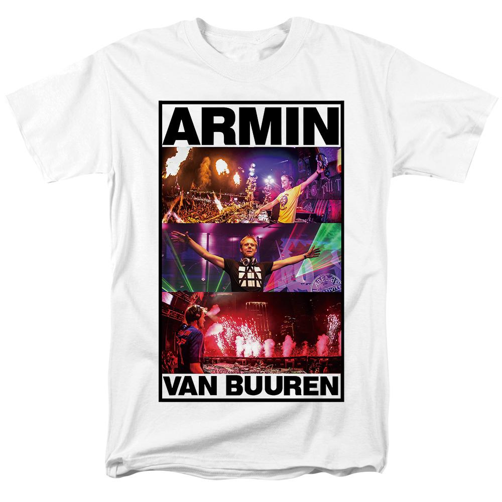 Merchandise T-Shirt Armin Van Buuren Club Life