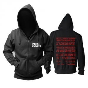 Merch Hoodie Imagine Dragons Whatever It Takes Pullover