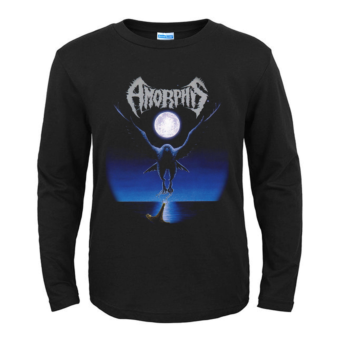 Collectibles T-Shirt Amorphis Black Winter Day
