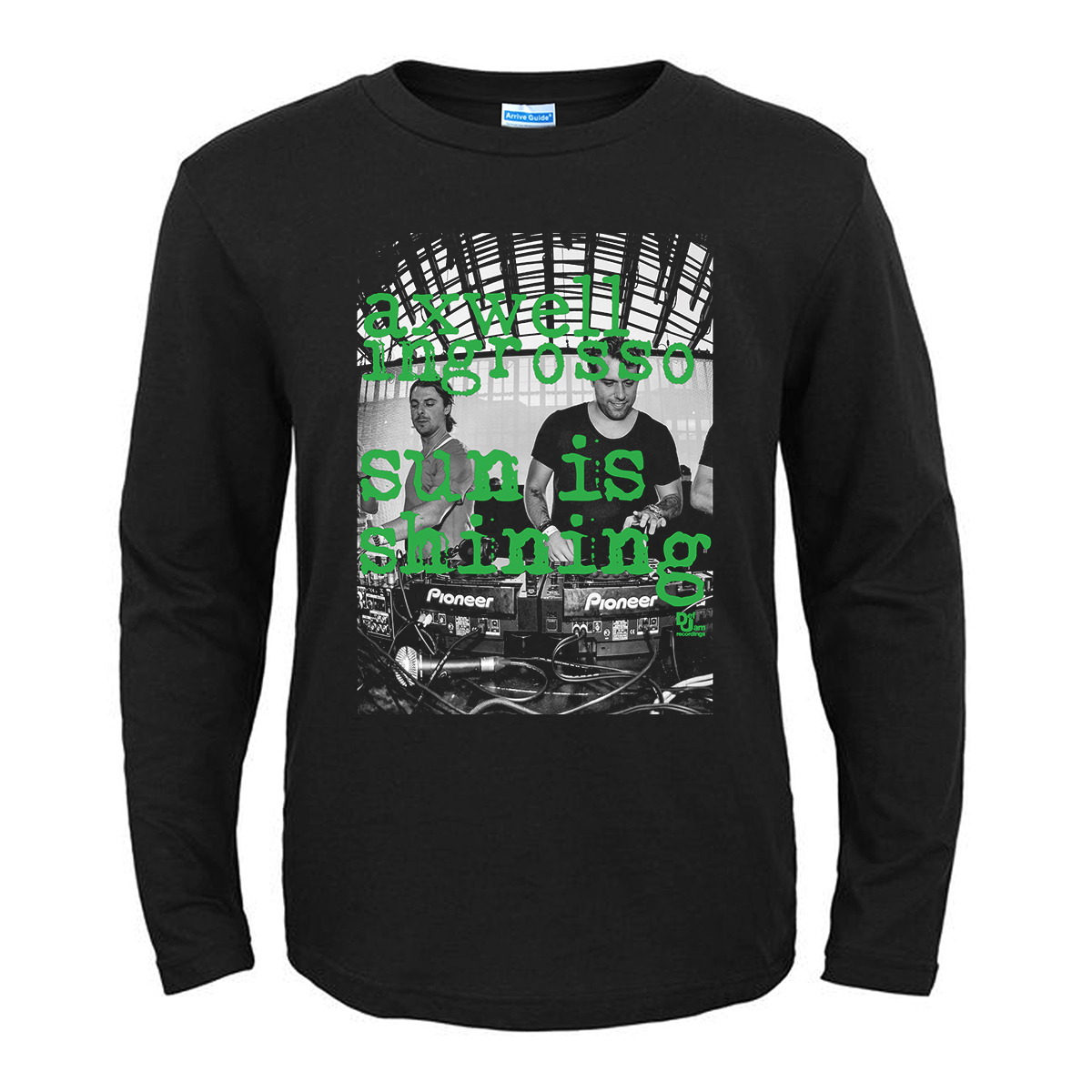 Merchandise T-Shirt Axwell Λ Ingrosso Sun Is Shining