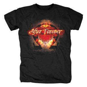 Merch T-Shirt After Forever Album Cover