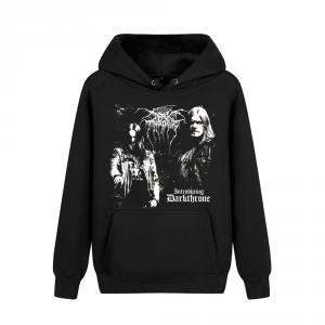 Merchandise Hoodie Darkthrone Fenriz And Nocturno Culto Pullover
