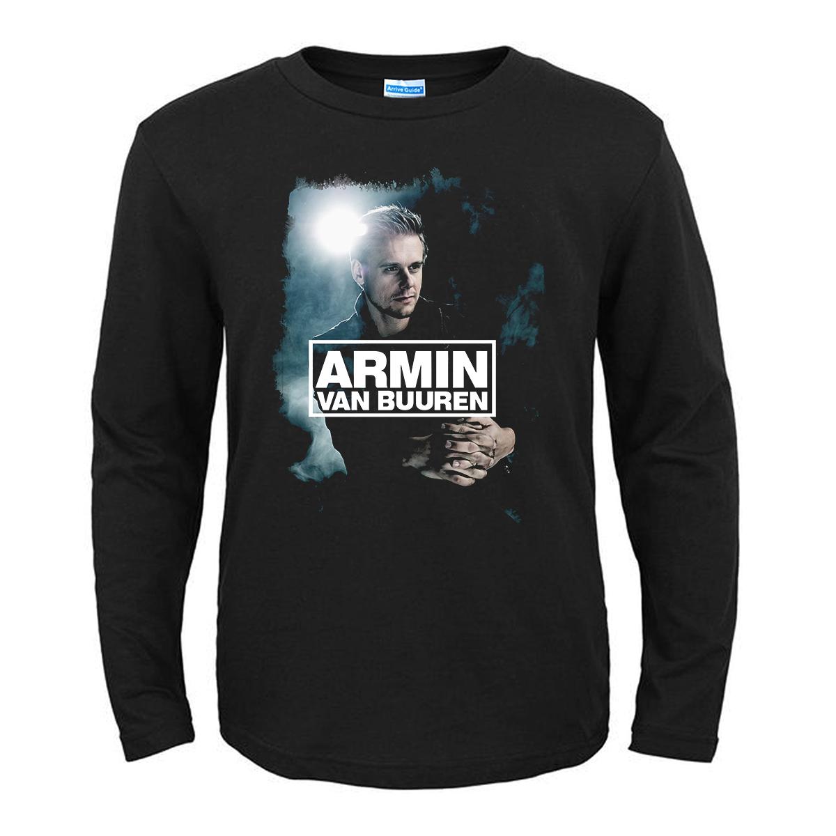 Merch T-Shirt Armin Van Buuren Club Life Black