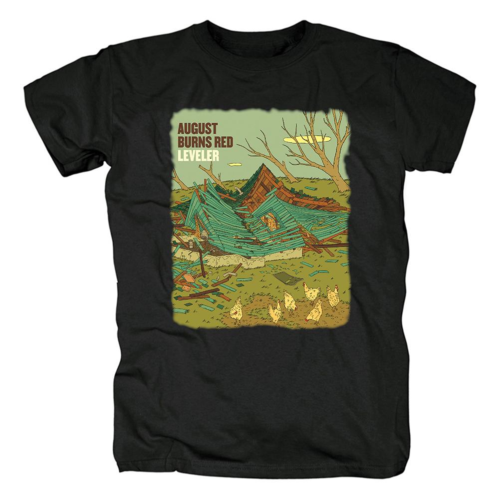 Merch T-Shirt August Burns Red Leveler