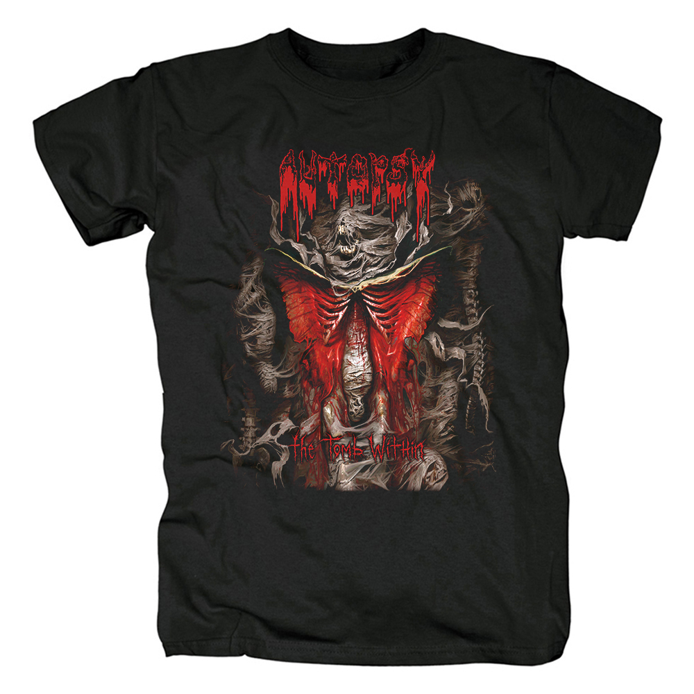 Collectibles T-Shirt Autopsy The Tomb Within