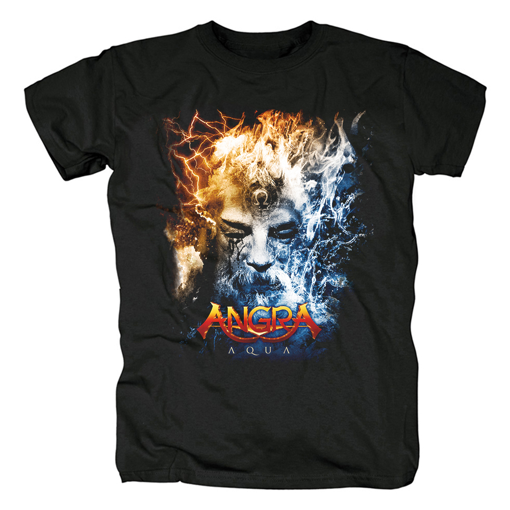 Merch T-Shirt Angra Reached Horizons