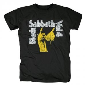 Merch T-Shirt Black Sabbath Vol. 4 Black