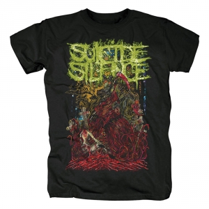 Merchandise T-Shirt Suicide Silence You Can't Stop Me