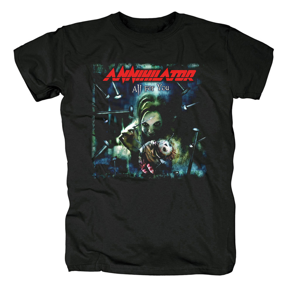Merchandise T-Shirt Annihilator All For You