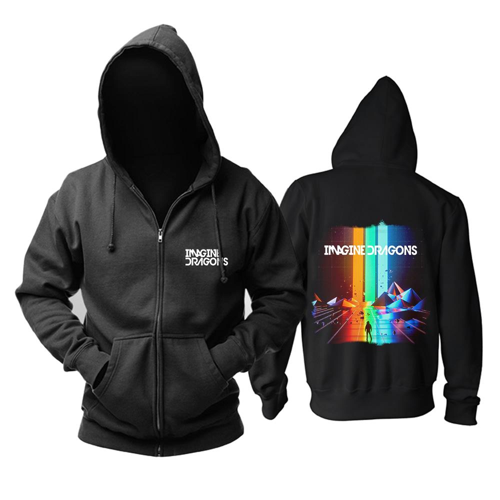 Merchandise Hoodie Imagine Dragons Believer Pullover